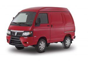 Porter Blind Van